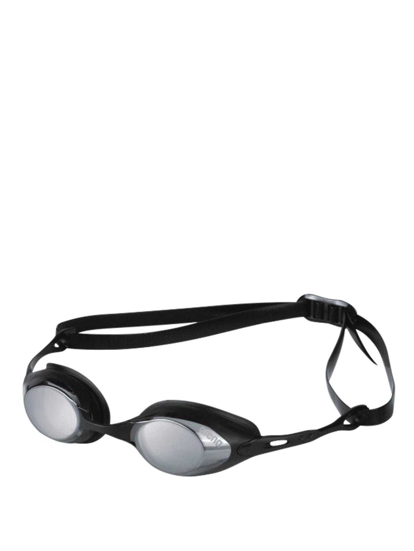 ARENA Cobra Mirror Goggles - Black, Black
