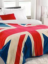 Luxury Union Jack Blanket