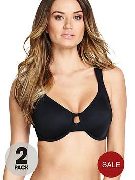 intimates-solutions-moulded-minimiser-bras-2-pack