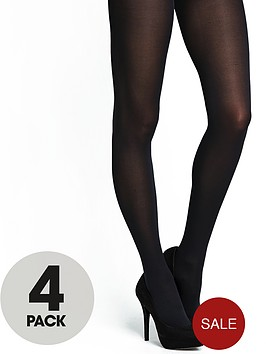pretty-polly-60-denier-opaque-tights-4-pack