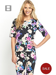 love-label-black-floral-printed-scuba-top