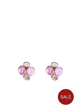 ted-baker-cluster-stud-earrings-pink