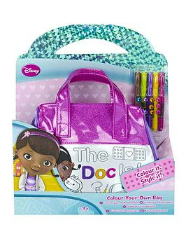 doc-mcstuffins-colour-your-own-bag