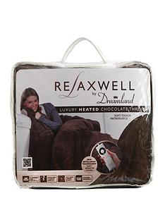 dreamland-relaxwell-luxury-heated-throw-chocolate