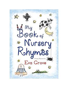 personalised-nursery-rhyme-book