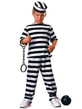 Prisoner Boy - Child Costume