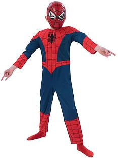 marvel-boys-ultimate-spiderman-deluxe-child-costume