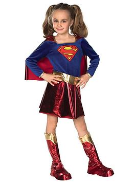 girls-deluxe-supergirl-child-costume