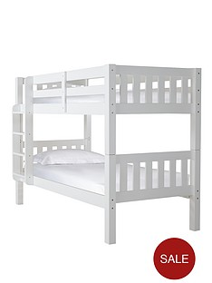 silentnight-neptune-solid-pine-bunk-bed
