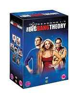 The Big Bang Theory - Complete Series 1-7 DVD