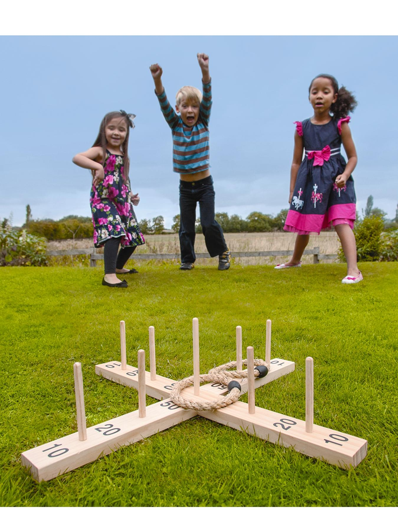 Plum Garden Quoits Set