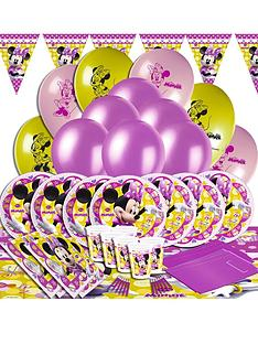 disney-minnie-mouse-bowtique-ultimate-party-pack-for-16-children