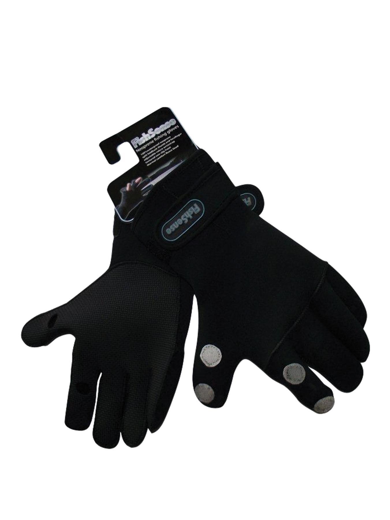 Fishsense Angler's Neoprene Gloves