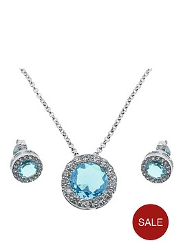 silver-plated-blue-and-white-crystal-necklace-and-earrings-set