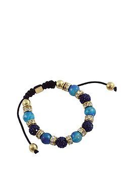 blue-crystal-beaded-friendship-bracelet