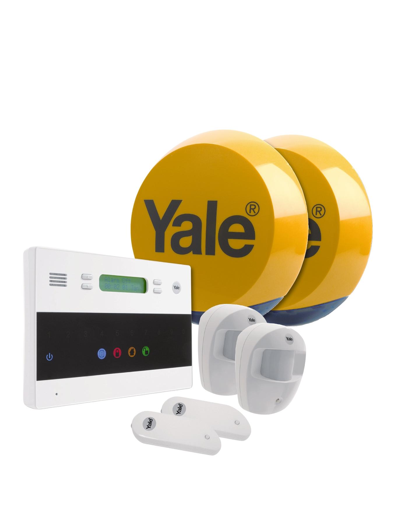 Yale Easy Fit Telecomunicating Alarm Kit