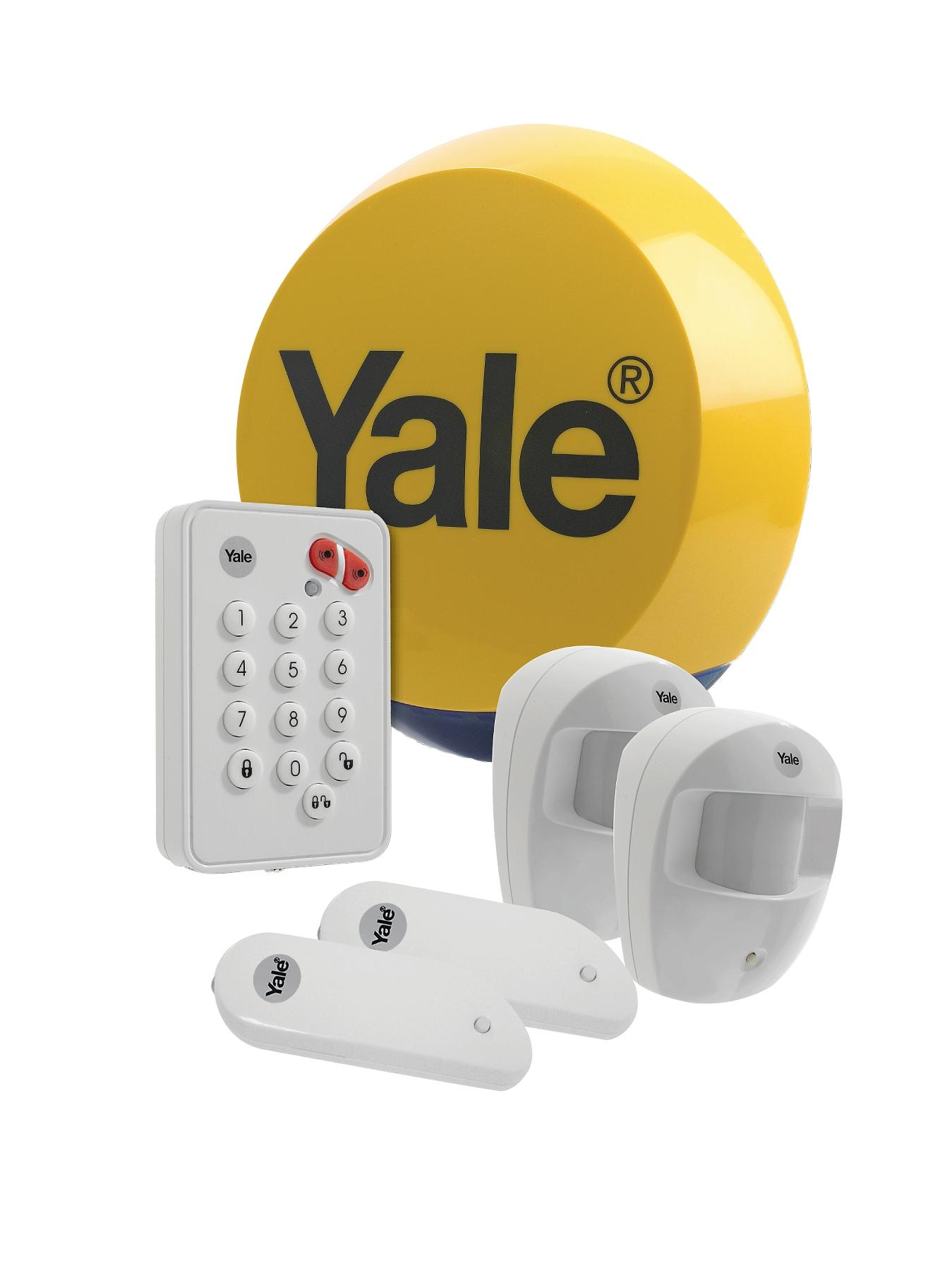 Yale Easy Fit Standard Alarm Kit