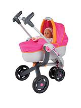 3 Wheel Dolls Pushchair and Pram