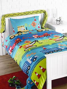 roadworks-single-duvet-cover-pillowcase-set