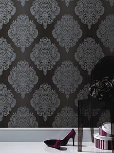laurence-llewelyn-bowen-cote-couture-wallpaper-black