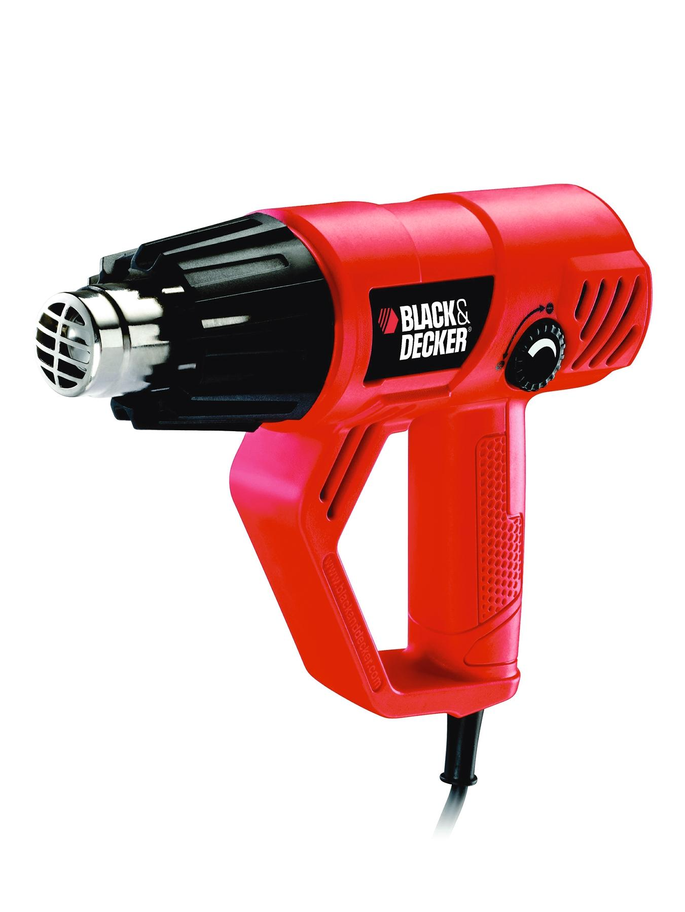 Black & Decker 2000-watt Heatgun Kit