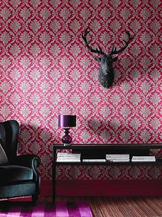 superfresco-splendour-wallpaper-red
