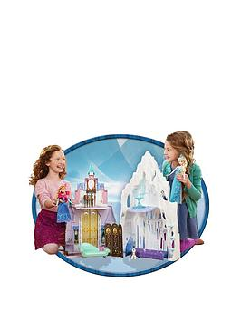 disney-frozen-castle-and-ice-palace