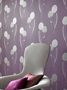 graham-brown-blue-label-essence-allium-wallpaper-purple