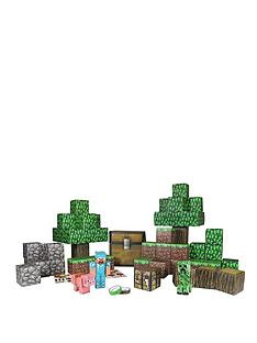 minecraft-papercraft-over-world-set