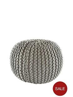 sabichi-knitted-pouffe
