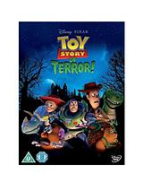 Toy Story Of Terror DVD