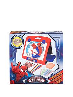 spiderman-travel-art-easel