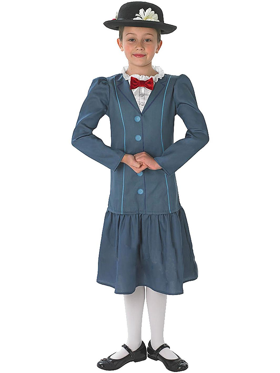 Childs Mary Poppins Costume Disney-mary-poppins-costume