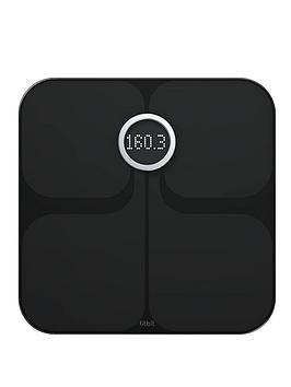 fitbit-aria-wifi-smart-scale-black