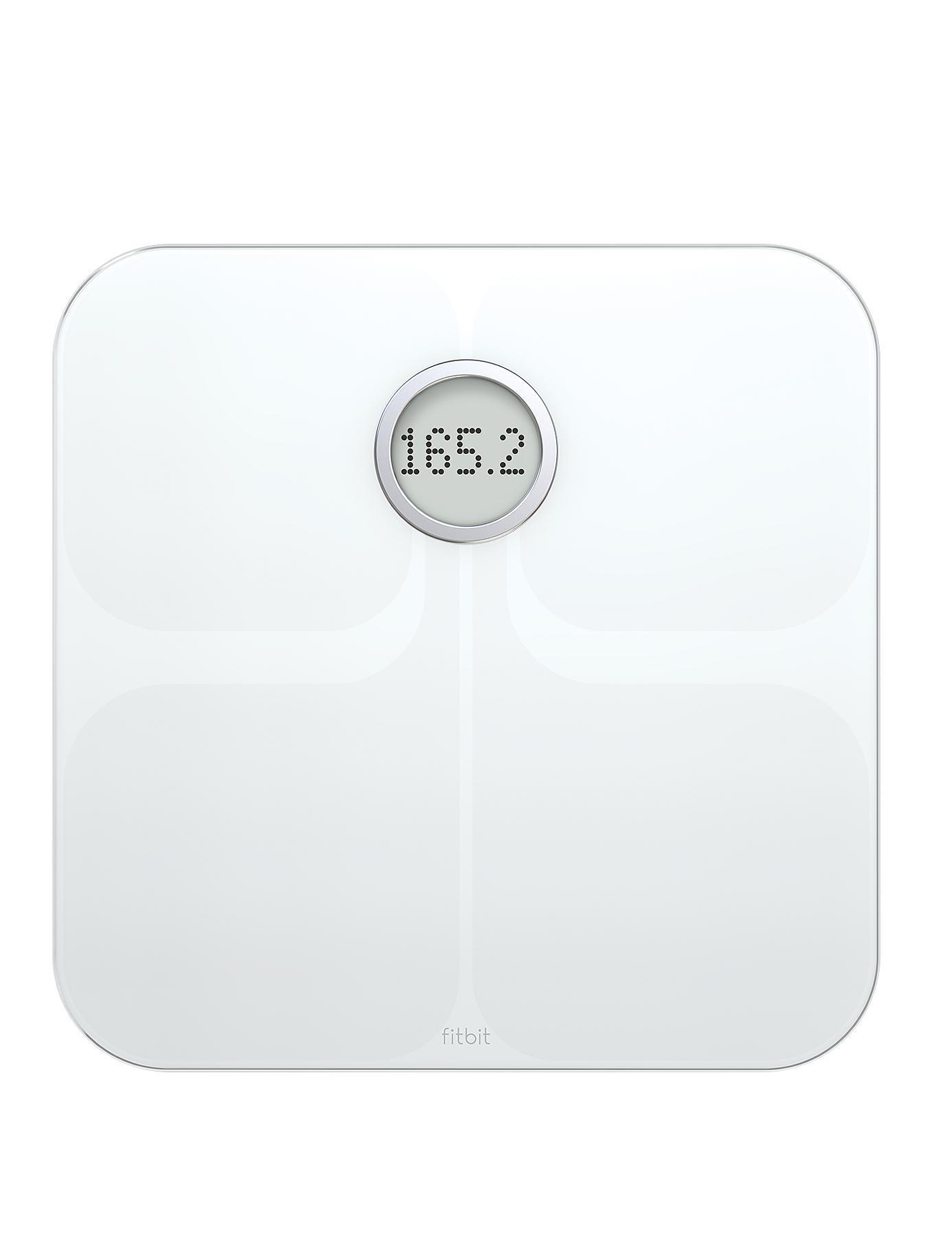Fitbit Aria WiFi Smart Scale - White