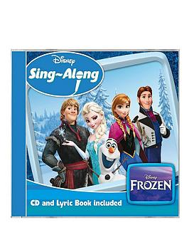 disney-frozen-sing-along-instrumental-cd