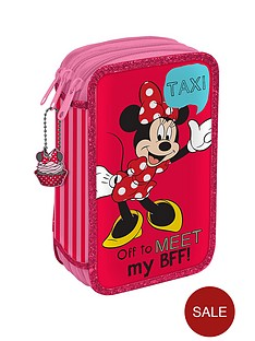 minnie-mouse-triple-tier-pencil-case
