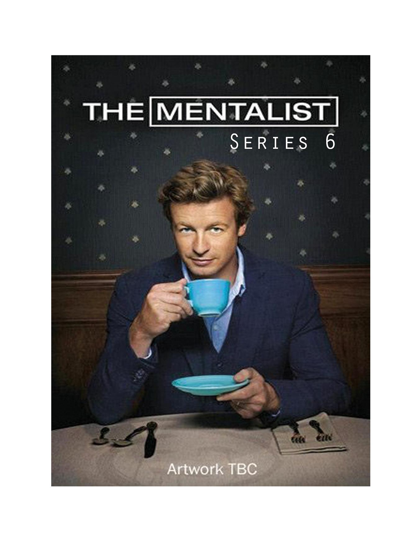 The Mentalist - Complete Series 6 DVD