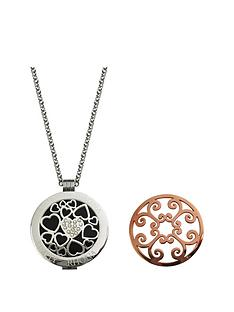 simply-rhona-silver-and-rose-gold-plated-set-of-three-interchangeable-large-coin-pendants