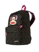 Julius Headphones Polka Dot Backpack