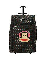 Multi Coloured Polka Dot Trolley Bag