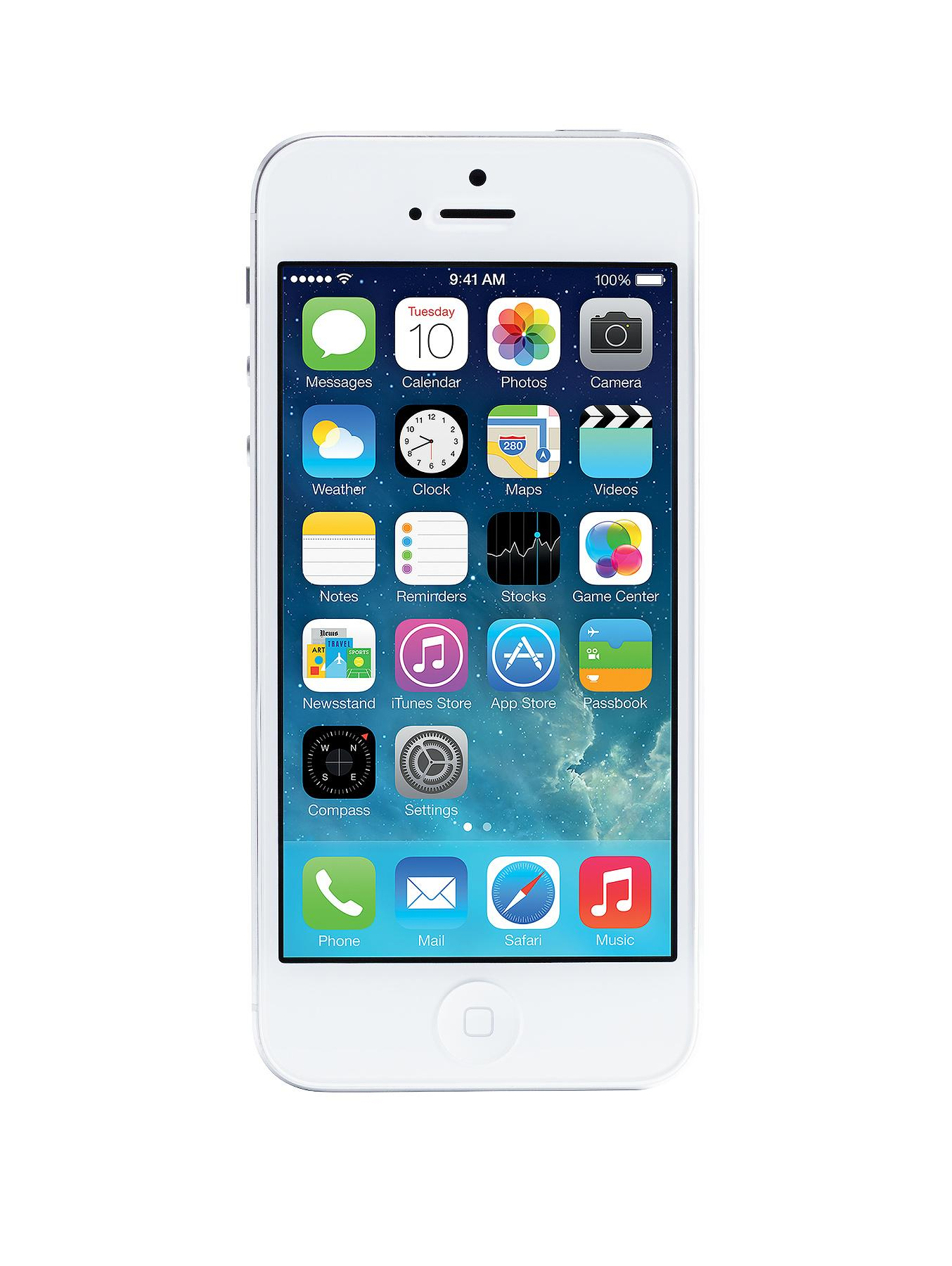 Apple iPhone 5 64Gb - Refurbished - White
