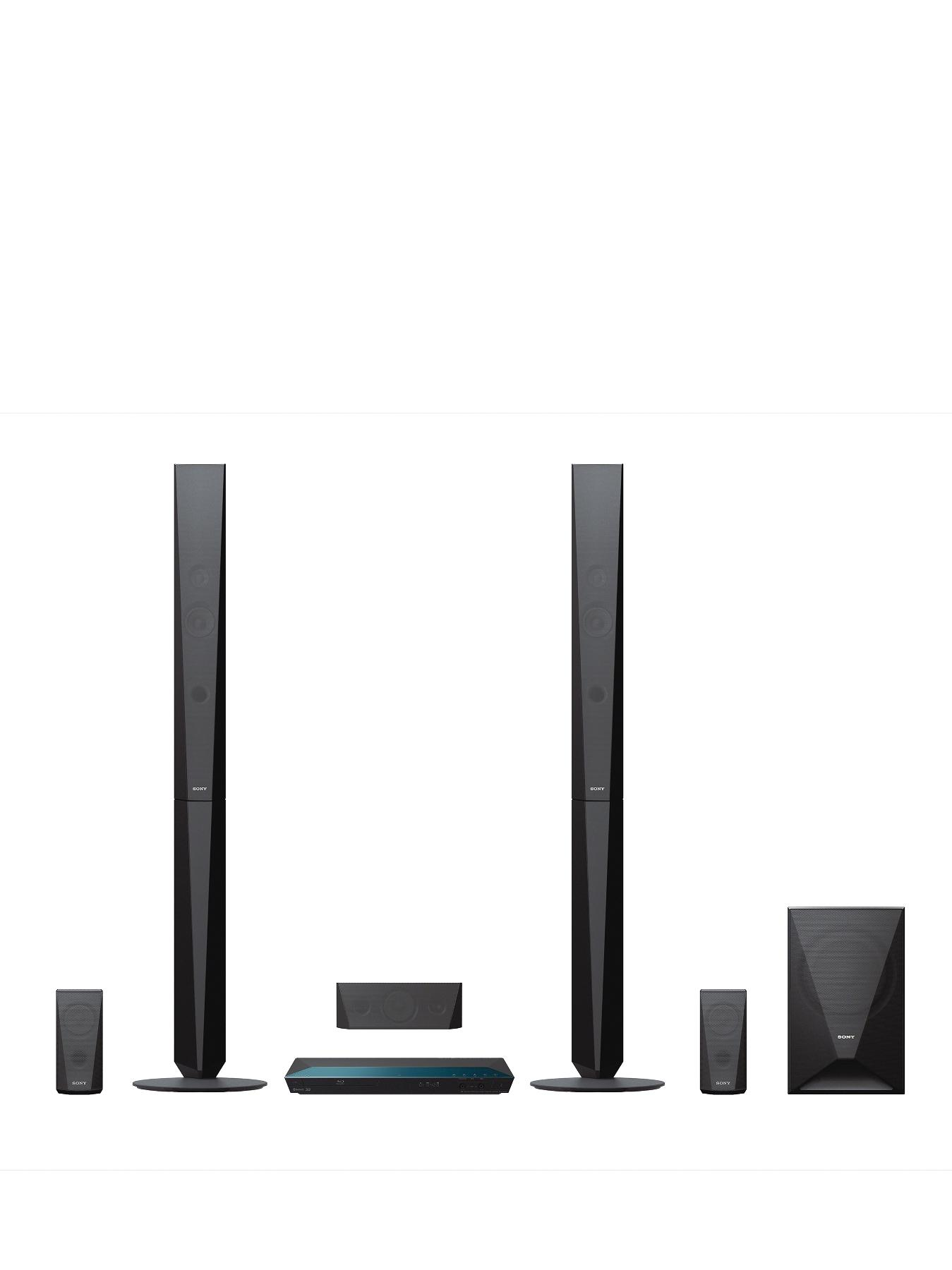Sony BDV-E4100 1000-watt 3D Blu-ray Home Cinema System