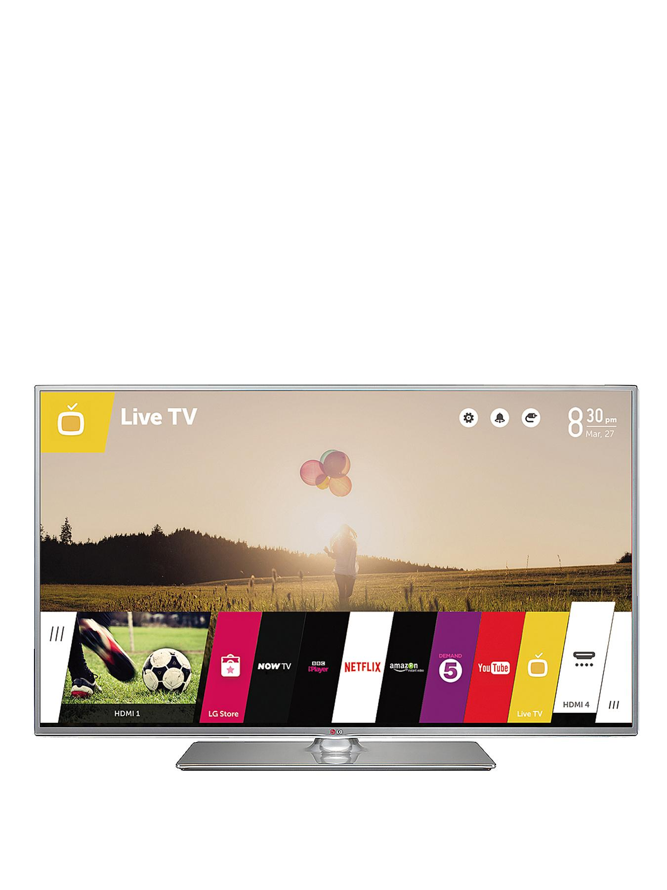 LG 70LB650V 70 inch Passive 3D Smart Full HD Freeview HD LED TV