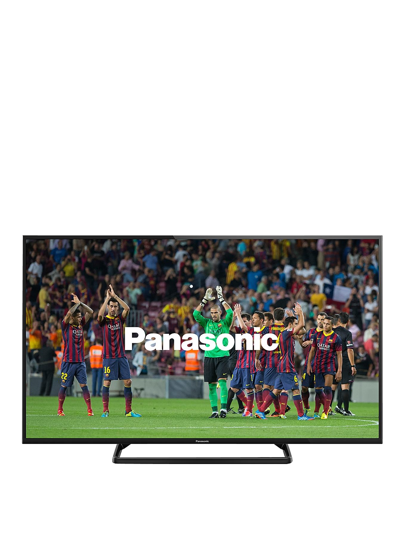 Panasonic TX-42A400B 42-inch Widescreen 1080p Full HD Slim LED TV with Freeview