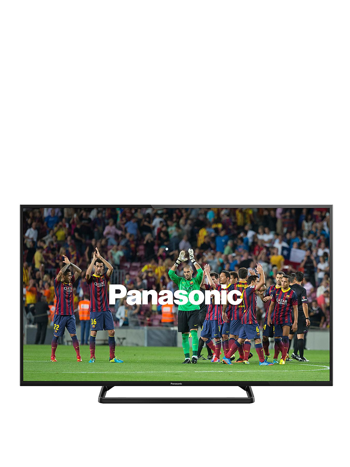 Panasonic TX-50A400B 50-inch Widescreen 1080p Full HD LED TV with Freeview