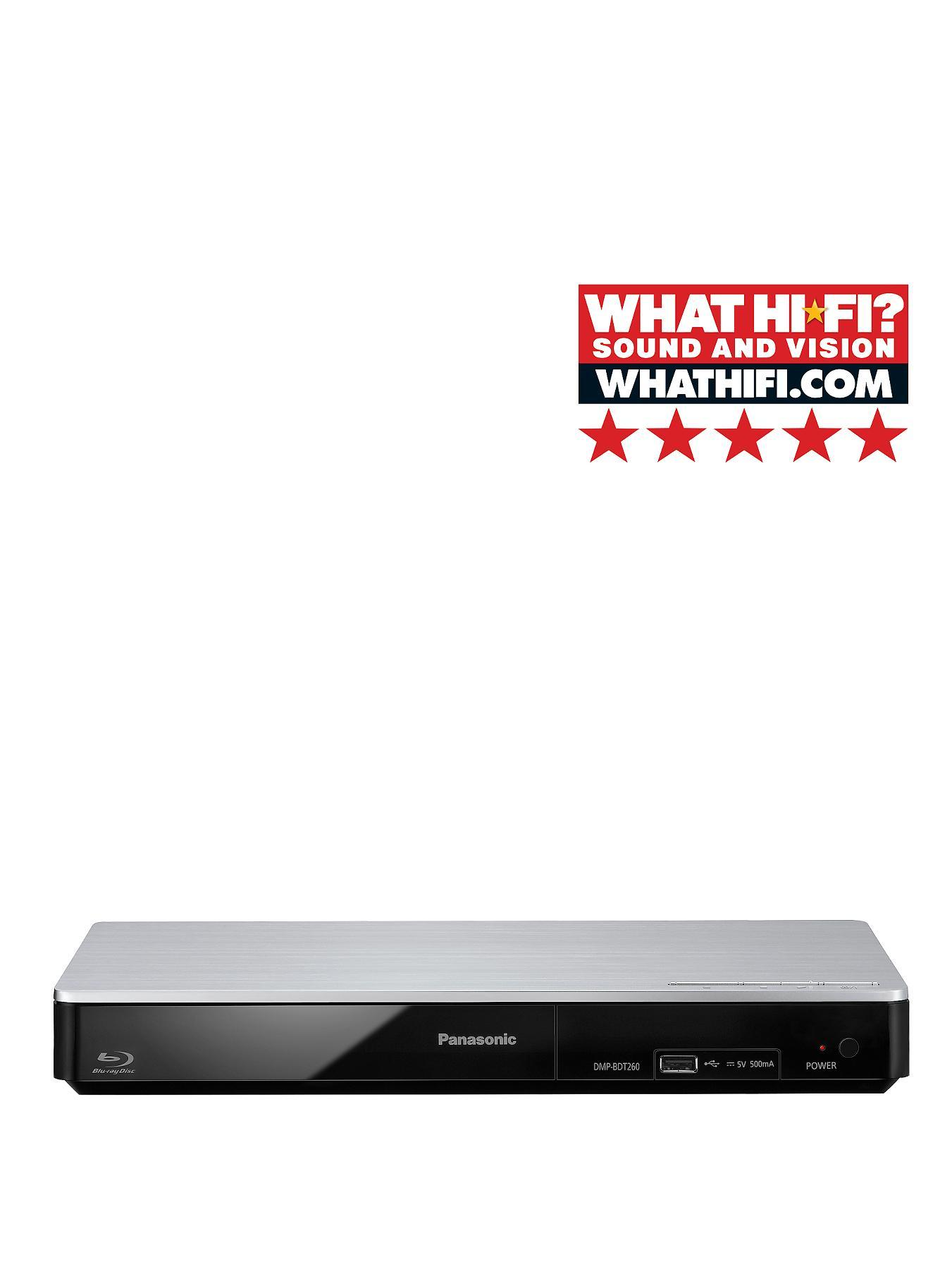 Panasonic DMP-BDT260EB 3D Smart Network Blu-ray Disc Player