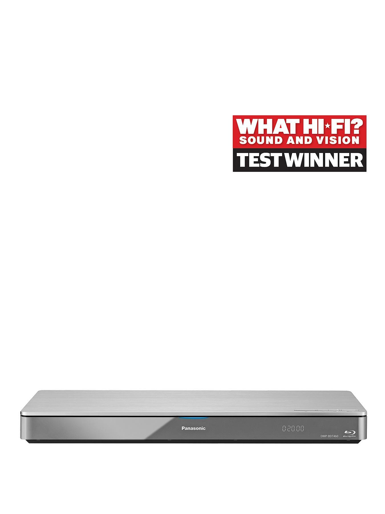 Panasonic DMP-BDT460EB 3D Smart Network Blu-ray Disc Player