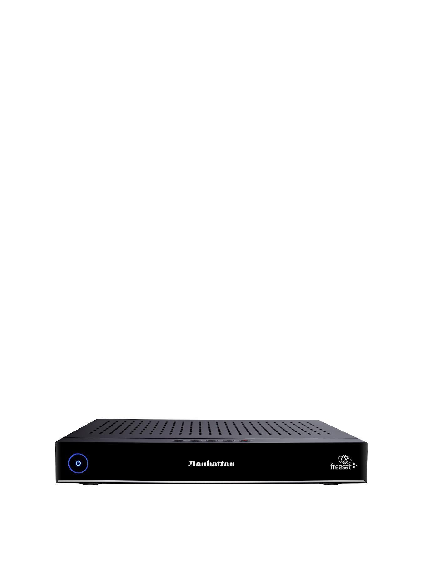 Manhattan Plaza HDR-S Freesat 500Gb HD Recorder