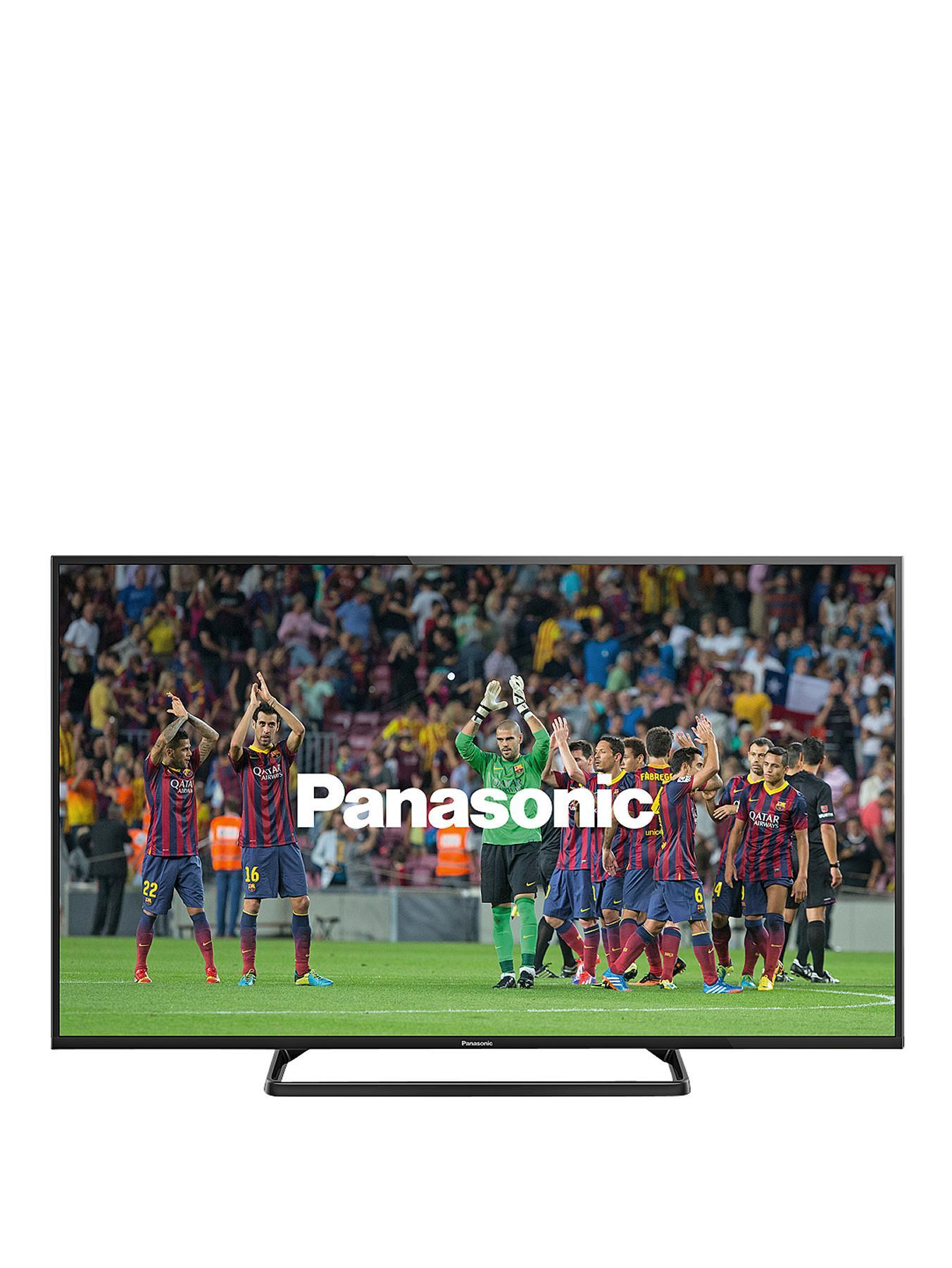 Panasonic TX-39A400B 39-inch Widescreen 1080p Full HD Slim LED TV with Freeview